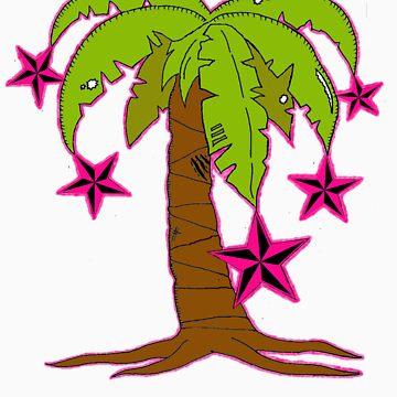Nautical star tree T!!! by boomblastruin