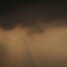 Big Sky over London by Kasia Nowak