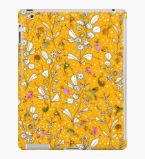 Bye, Bye Birdie - Yellow iPad Case/Skin
