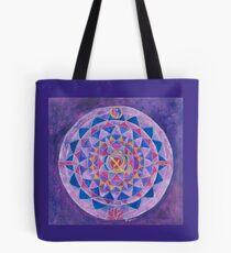 Schütze Horoskop Mandala Produkte Tote Bag