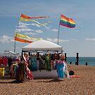 Brighton Beach by Kirsten Baiden-Amissah
