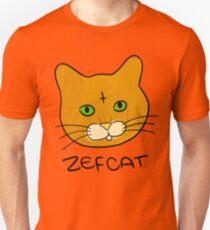 Zefcat (colour) Unisex T-Shirt
