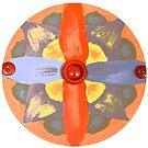 Spinner Mandala  by EmilySutin