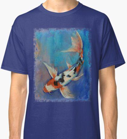 Sanke Butterfly Koi Classic T-Shirt