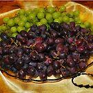 Grape, Grape Joy by Glenna Walker