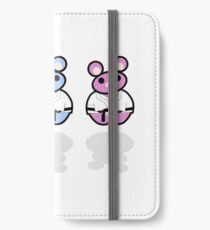 STPC: Three Chibis (Dobok) iPhone Wallet/Case/Skin