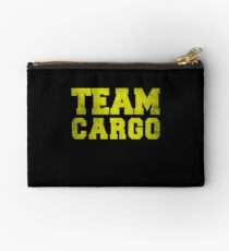 Team Cargo, Yellow, Studio Pouch