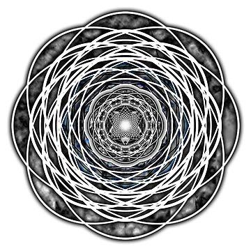 ACHLYS Mandala by destructopanda