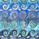 Waves by ShelleyYlstArt