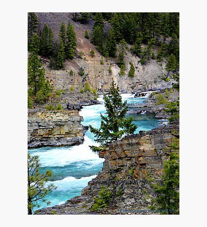 The Wild River Photographic Print
