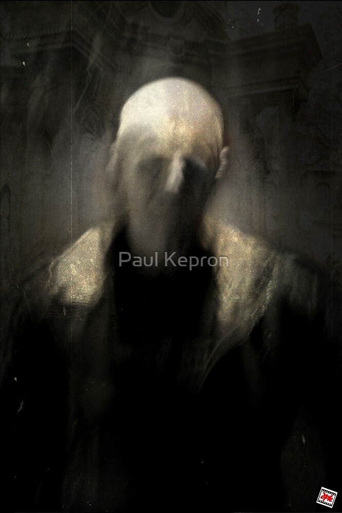 The Ghost Who Walks - Ver.2 by Paul Kepron