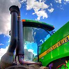 John Deere Tractor by ECH52