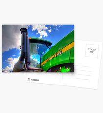 John Deere Tractor Postcards