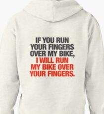 370 Over Your Fingers Pullover Hoodie