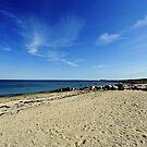 «Playa de Gooseberry Island - lado este!» de Poete100