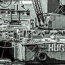 «Hughes Dockworkers» de Sean Sweeney