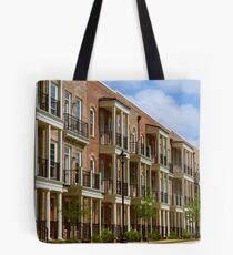 """"""" New Condo's Under A Summers Sky """" Tote Bag"""