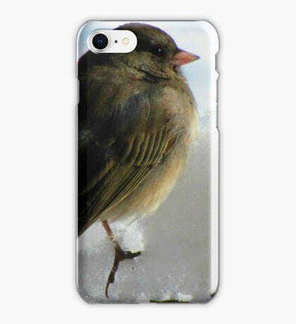 Too Cold To Tweet iPhone Case/Skin