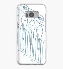 Snow Gollum Samsung Galaxy Case/Skin