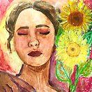 """Yellow"" by sarahnicolewalk"