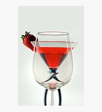 Drink Photographic Print