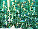Aqua Drops by Tori Snow