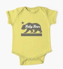 California Bear Family (BABY Bear Version) Kids Clothes