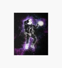 Moon Dance Art Board Print