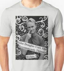 John Douglas Uses And Recommends Thinner Wrists (shirty) T-Shirt