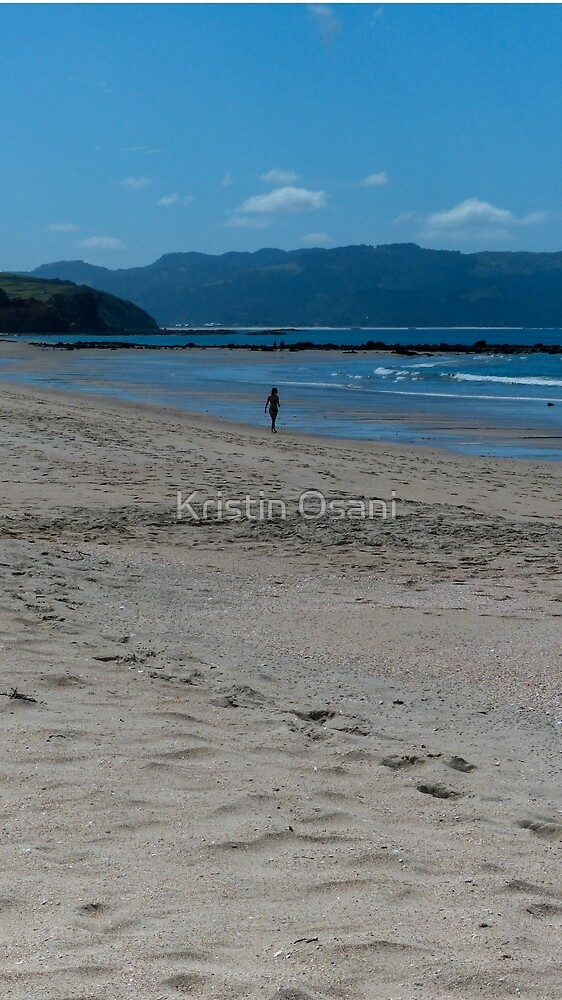 Seaside Stroll by Kristin Osani