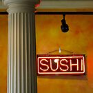 sushi napolitana by Bruce  Dickson