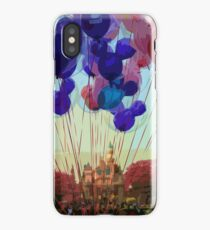 Up In The Air iPhone Case/Skin