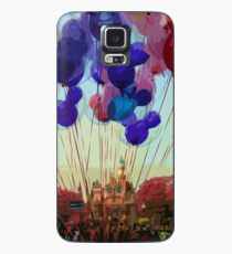 Up In The Air Case/Skin for Samsung Galaxy