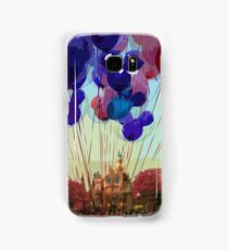 Up In The Air Samsung Galaxy Case/Skin