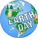 Earth Day by SeaSerpent