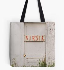The Door To Narnia....... Tote Bag