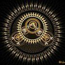 A Clockwork Apo by wolfepaw