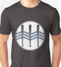 Jack White III - Baseball Logo (Alternate Detroit Tigers Edition) Unisex T-Shirt