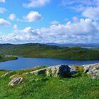 Loch Carloway, Isle of Lewis  by lezvee