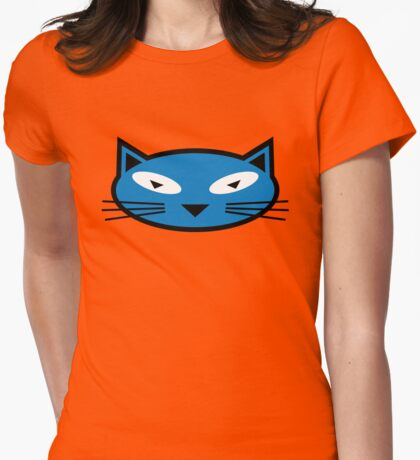 Blue Kitty T-Shirt