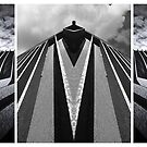 Structure (Triptych) by MoGeoPhoto