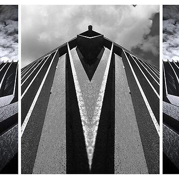 Structure (Triptych) by MoGeoPhoto
