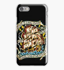 One Fine Day of Plain Sailing Weather iPhone Case/Skin