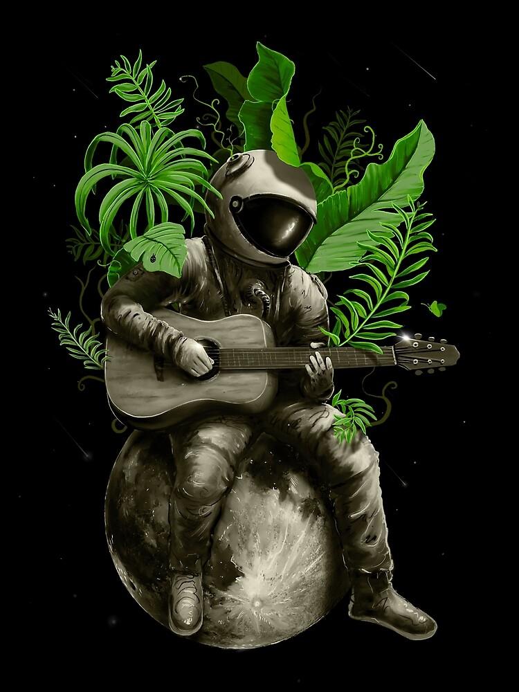 «Rasgueo astropical» de nicebleed