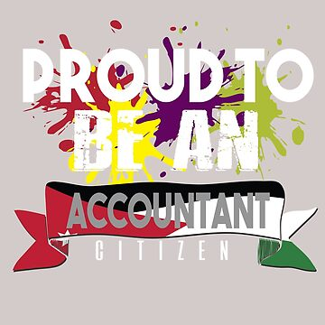 Proud to be an accountant citizen by Faba188