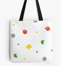 Animal Crossing New Leaf - 3DS Pattern  Tote Bag