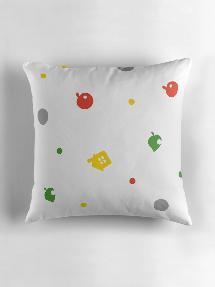 How To Make Pillows In Animal Crossing New Leaf :
