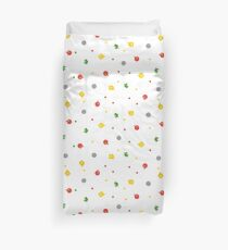 Animal Crossing New Leaf - 3DS Pattern  Duvet Cover