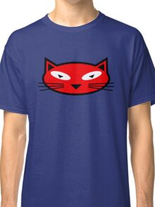 Orange Kitty Classic T-Shirt