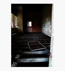 Abandoned - Woogaroo Lunatic Asylum Photographic Print